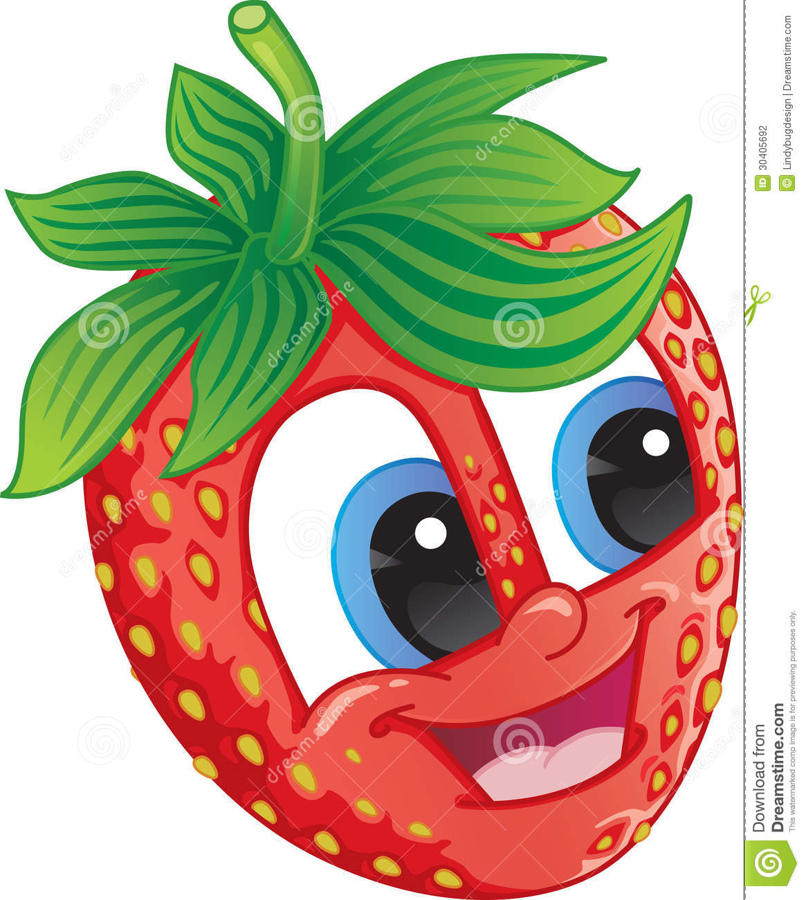 1165x1300 Strawberry Clipart Smile