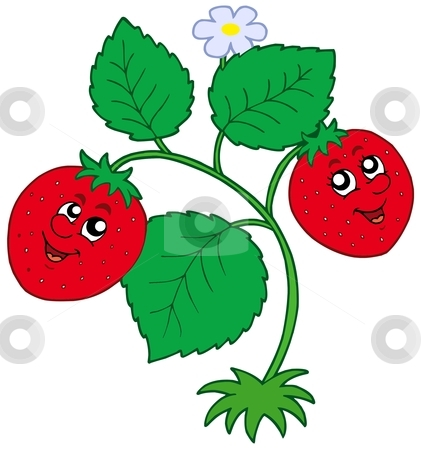 421x450 Top 80 Strawberry Clip Art