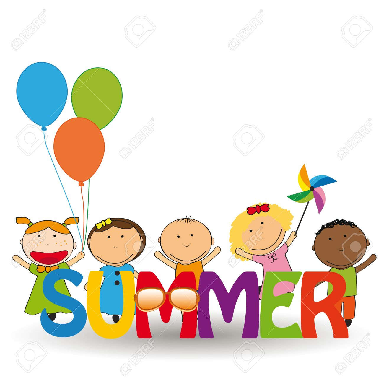 Cartoon Summer Pictures | Free download on ClipArtMag