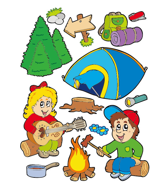 578x661 Summer Cartoon Pictures