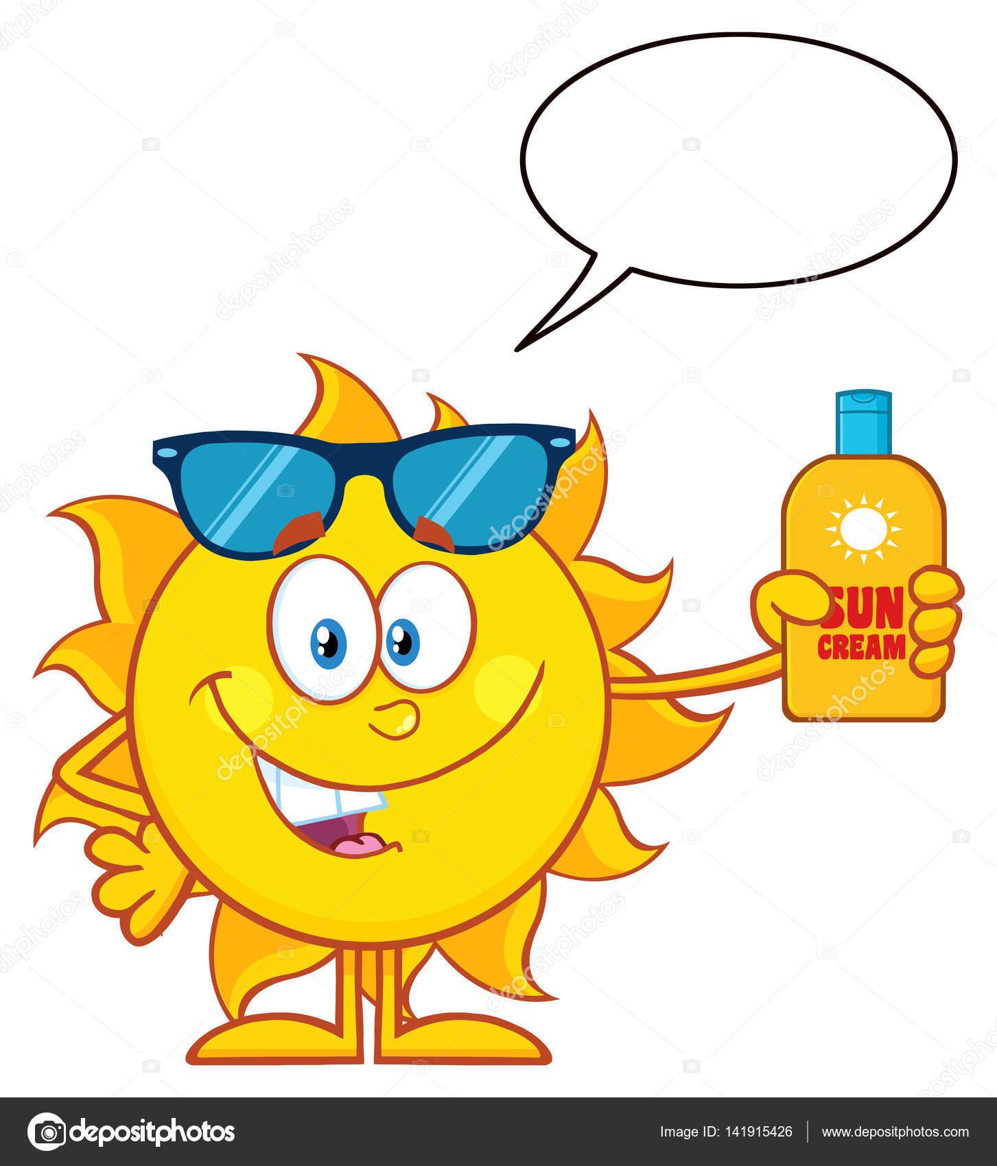 1453x1700 Summer Sun Cartoon Stock Vector Hittoon