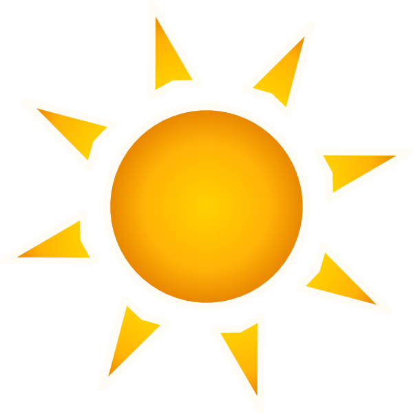 600x600 Displaying Sun Pics Clipart Clipartmonk