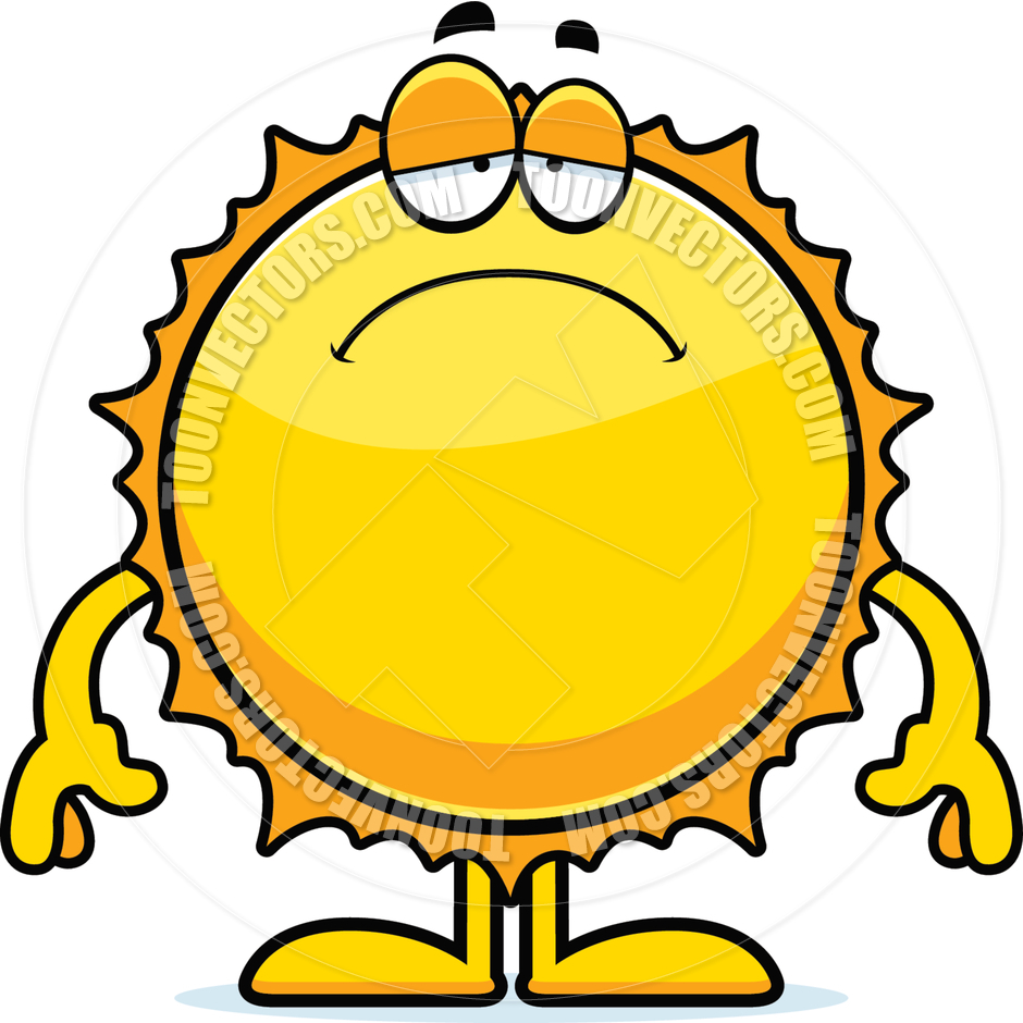 940x940 Sad Cartoon Sun. Shrink Image Clipart Panda