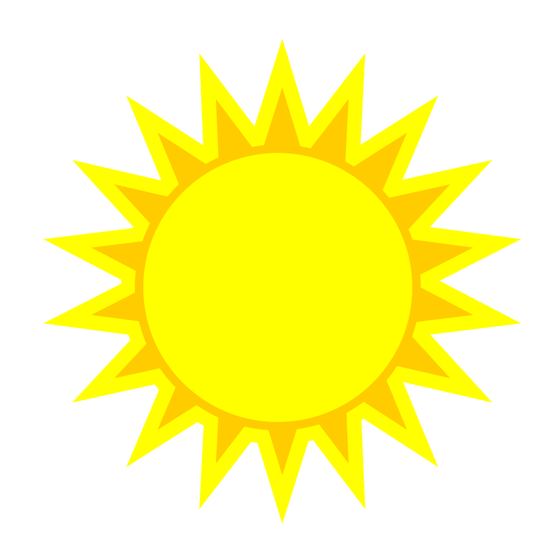 Cartoon Sunshine Clipart   Free download on ClipArtMag