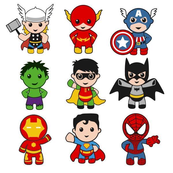600x600 Superhero Baby Boy Cuttable Designs Cricut Stuff