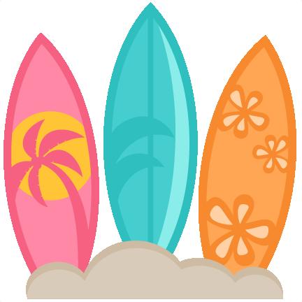 432x432 Surfboard Clip Art
