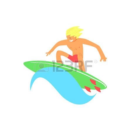 450x450 Surfboard Clipart Neon Green