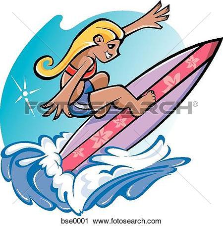 450x455 Top 77 Surfing Clip Art