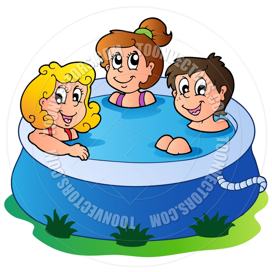 Cartoon Swimming Pool Clipart | Free download on ClipArtMag