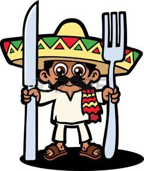 Cartoon Tacos Picture