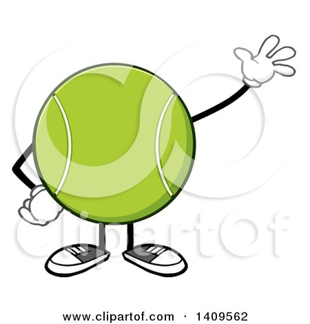450x470 Royalty Free (Rf) Tennis Ball Clipart, Illustrations, Vector