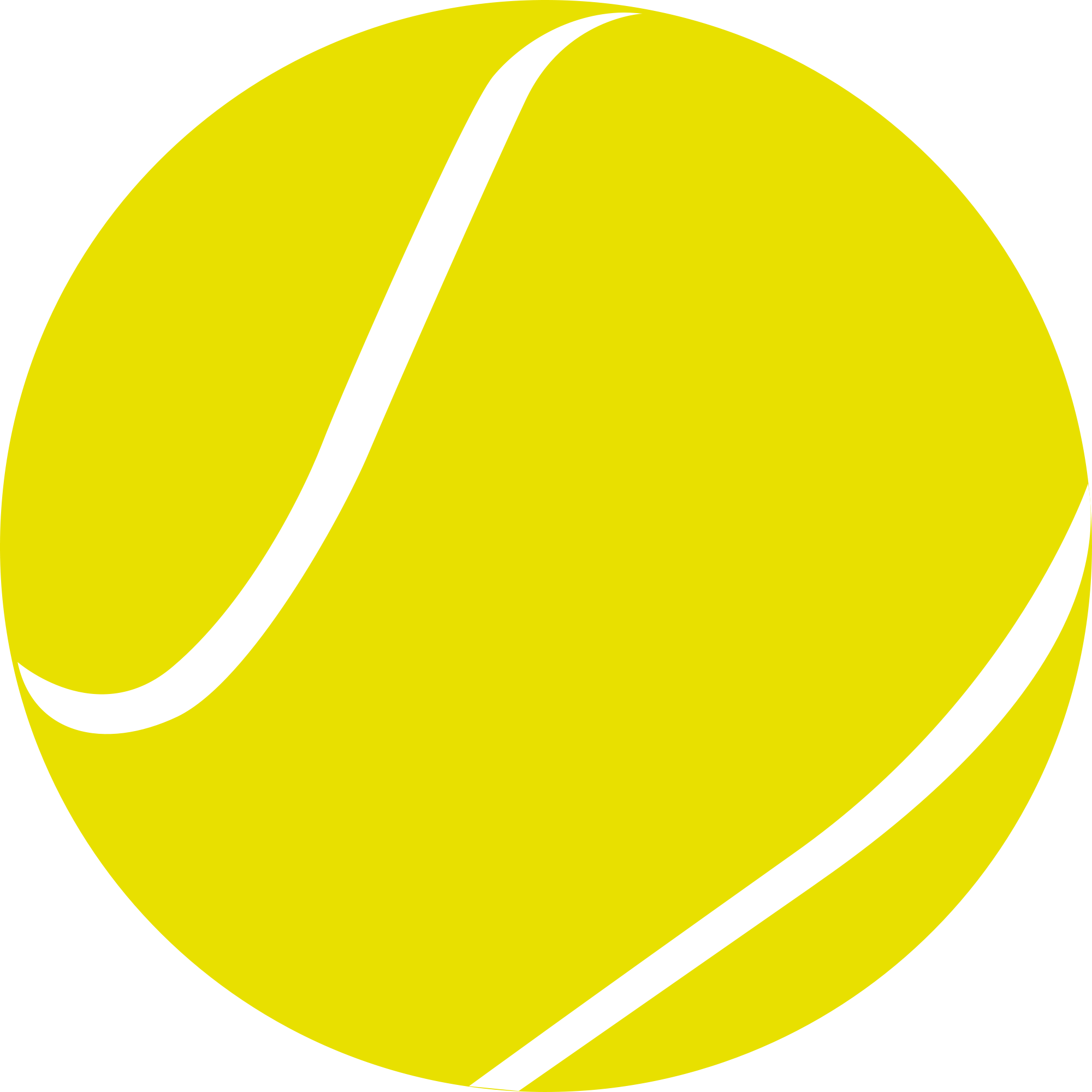 2000x2000 Tennis Ball Clipart Transparent