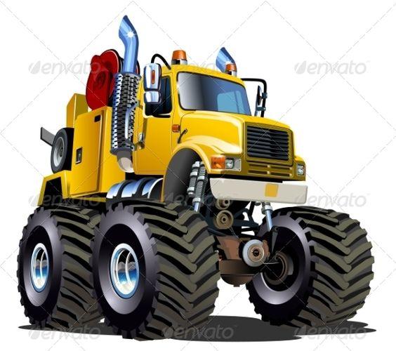 564x500 Kenworth Tow Trucks Clip Art Kenworth Tow Truck Cartoon By
