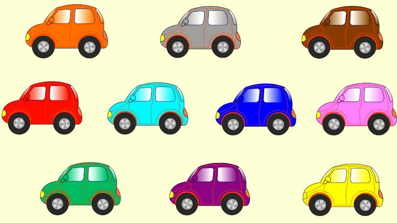 1280x720 Cartoon Cars Images Collection
