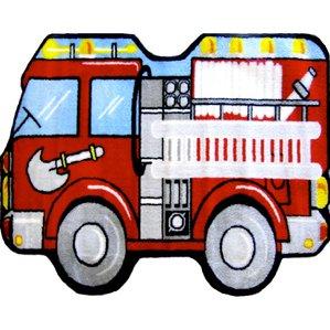 299x299 Kids' Cars, Trucks Amp Trains Rugs You'Ll Love Wayfair