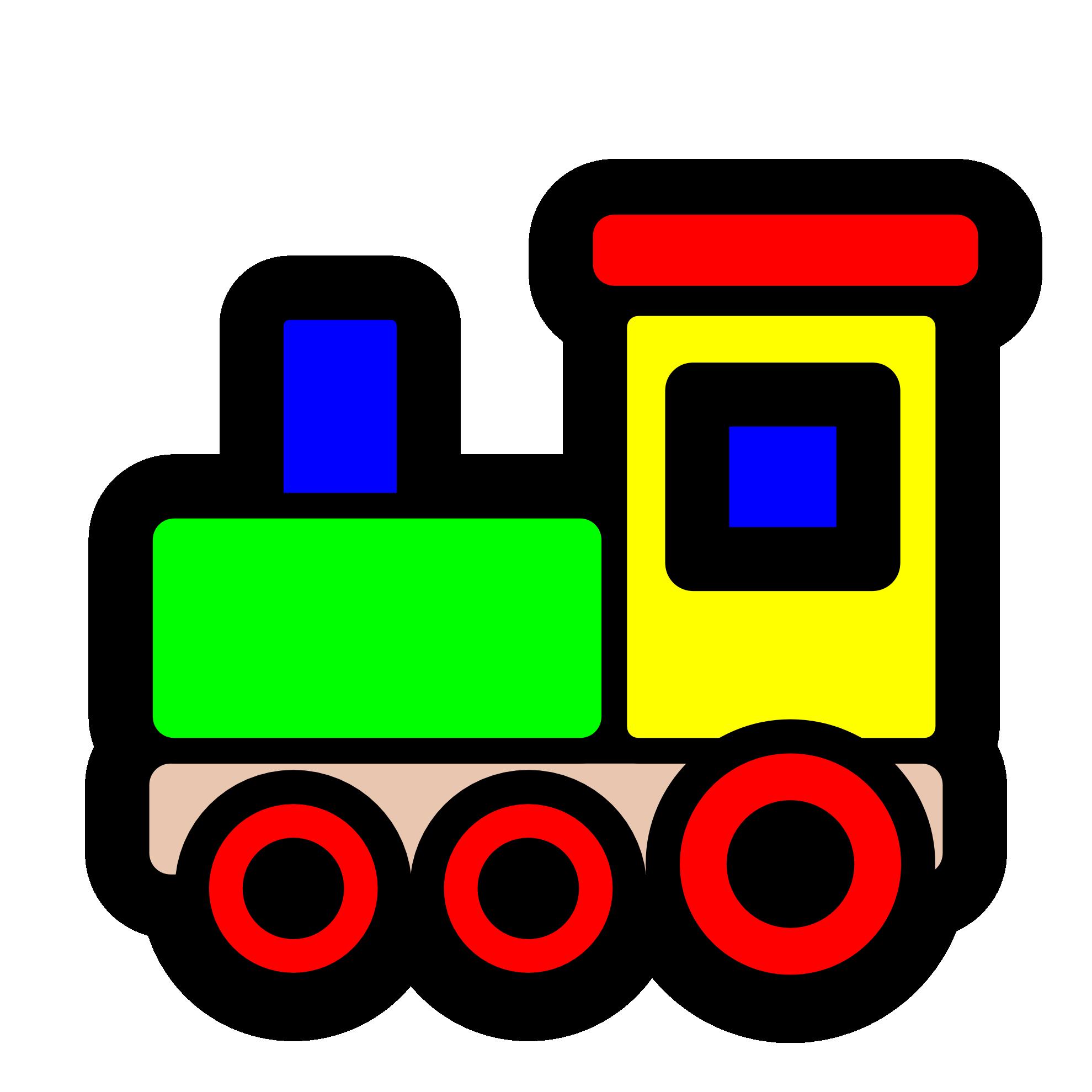 1979x1979 Locomotive Cartoon Train Png Clipart