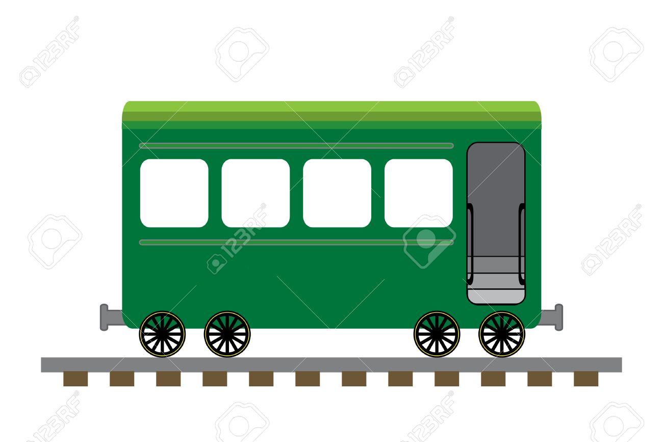 1300x866 Railways Clipart Passenger Train Car