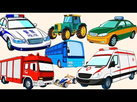 480x360 Cars And Trains Game, Cartoon For Kids Ferrovia Crossing Local