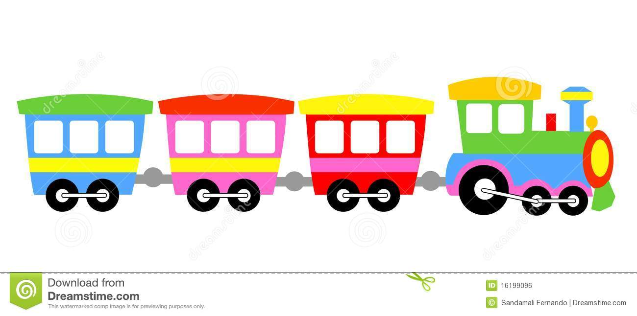 Cartoon Train Image | Free download on ClipArtMag