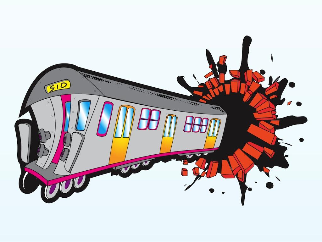 1024x770 Crazy Train Vector Art Amp Graphics