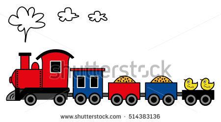 450x248 Locomotive Clipart Baby Train