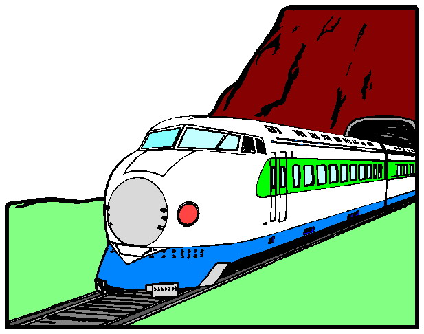 617x486 Train clipart animated