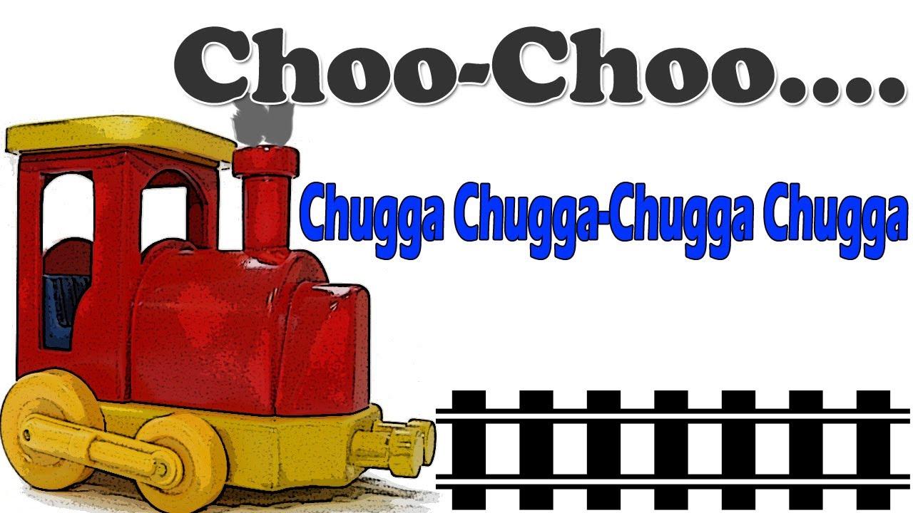 1280x720 Trains For Children, Train Song Chugga Chugga Choo Choo By