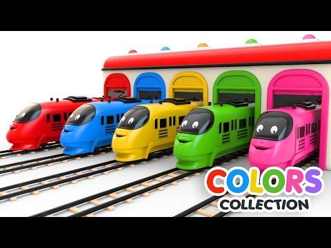 480x360 Toy Train Cartoon