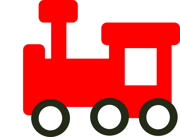 600x456 Cartoon Picture Of A Train