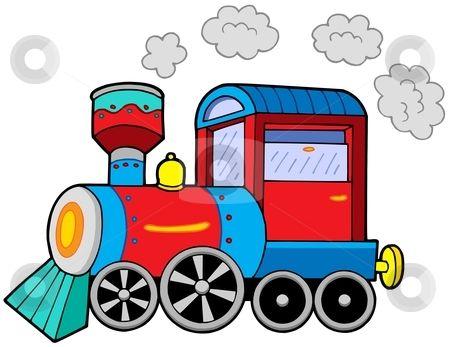 450x347 Cartoon Train Pics Group
