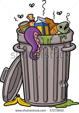 328x470 Cartoon Garbage