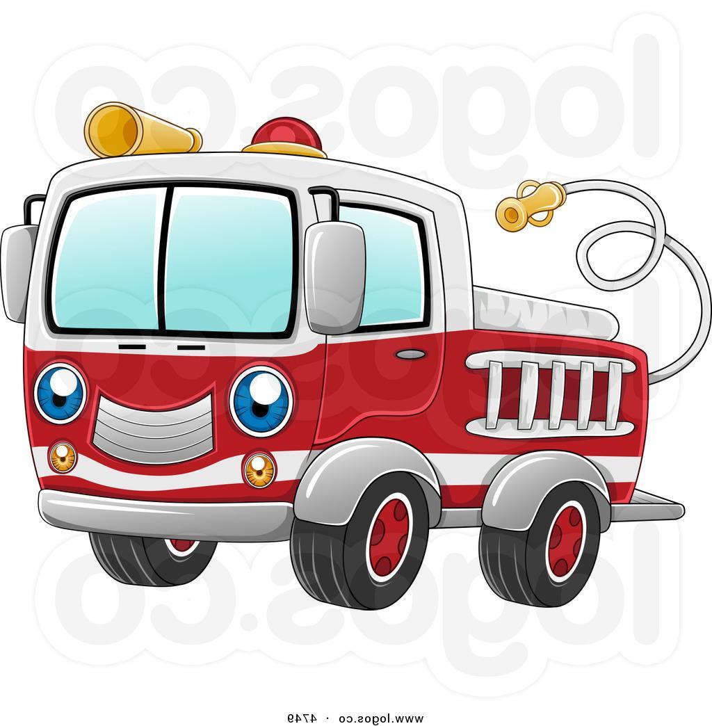 Cartoon Truck Images Clipart