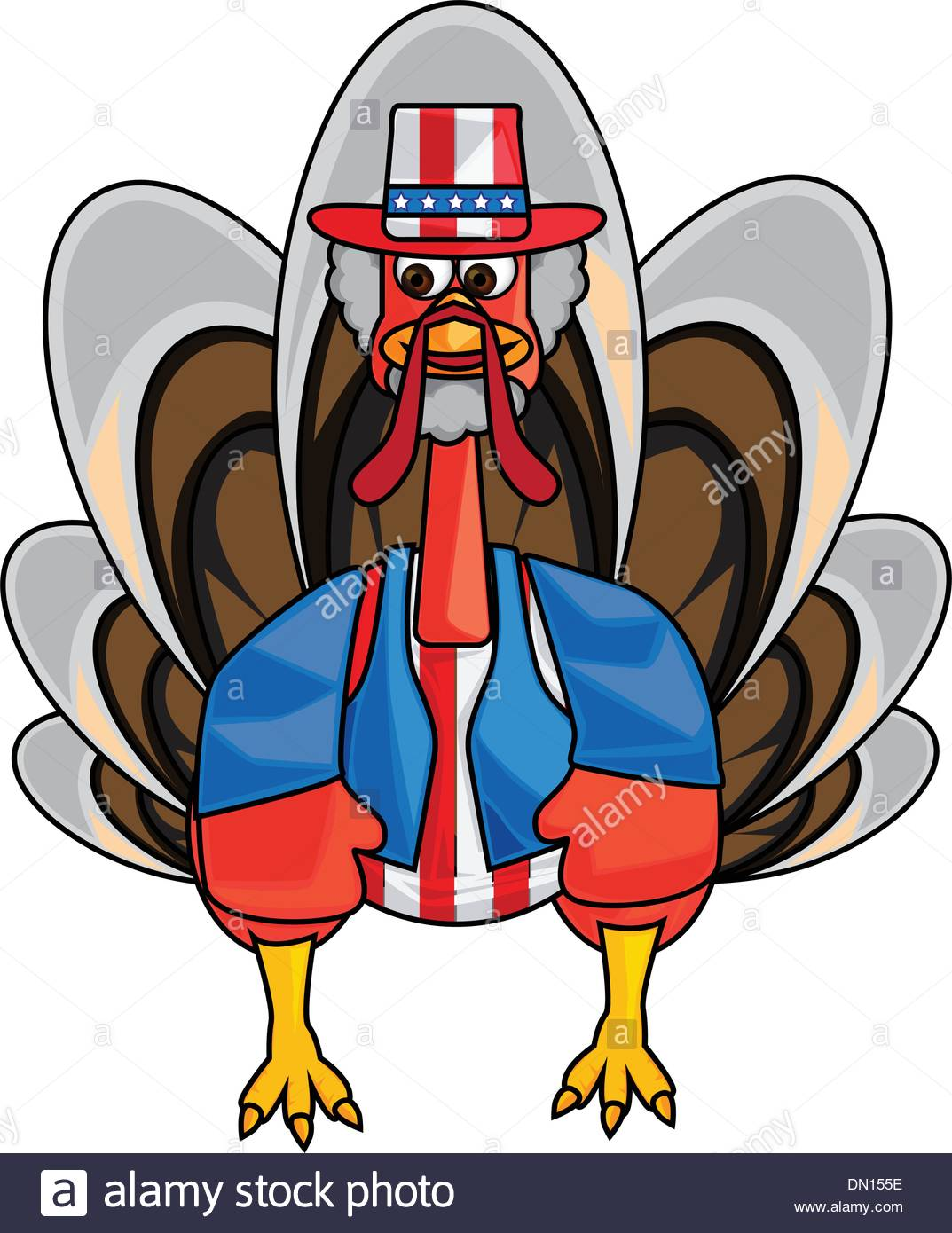 Cartoon Turkey Clipart | Free download on ClipArtMag
