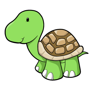 316x308 Turtle Clipart Animated
