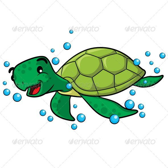 Cartoon Turtles Images