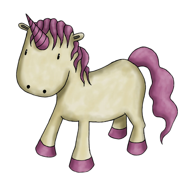 640x606 Adorable Clipart Unicorn