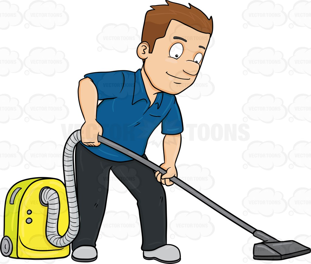 Cartoon Vacuum Cleaner Clipart | Free download on ClipArtMag