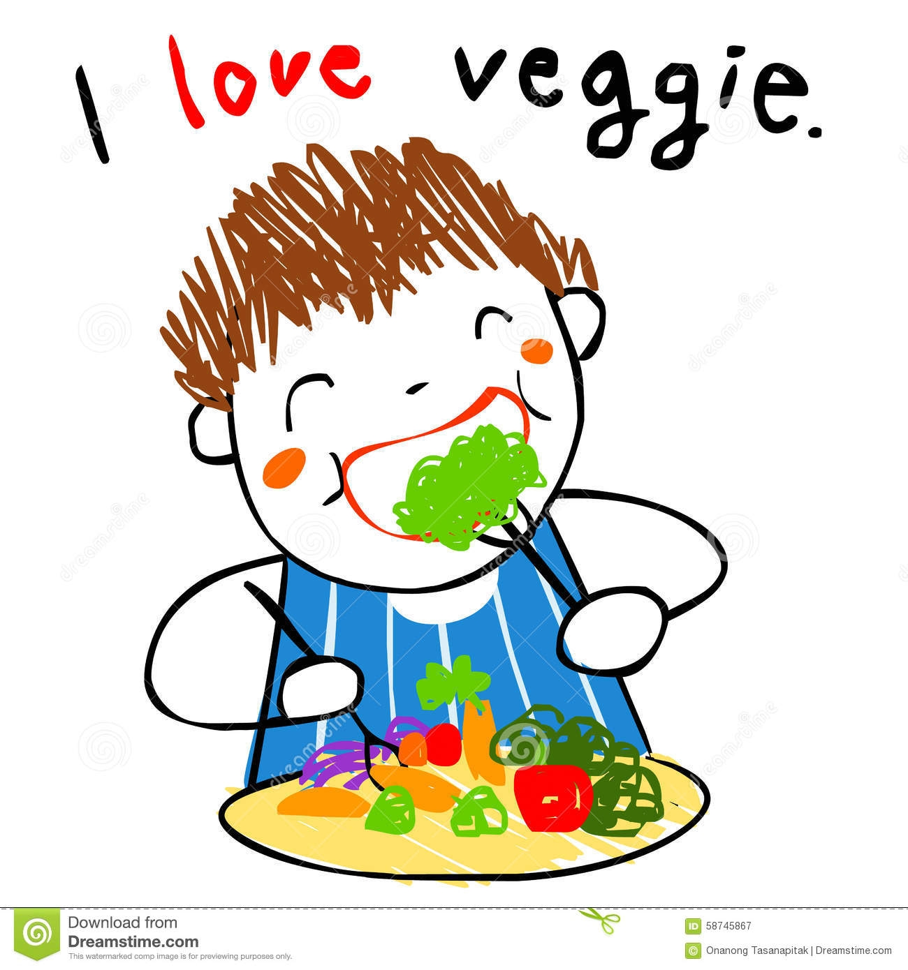 1300x1390 Healthy Vegetables Clipart