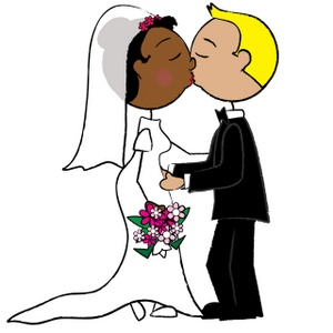 300x300 Wedding Clipart Cartoon
