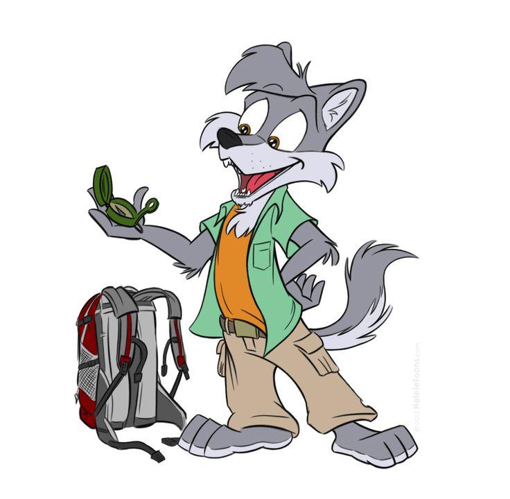 736x720 Best Cartoon Wolf Ideas Wolf Character, Furry