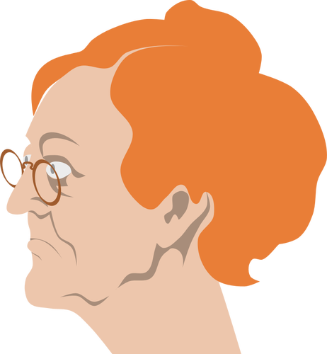 462x500 9837 Free Old Lady Cartoon Clip Art Public Domain Vectors