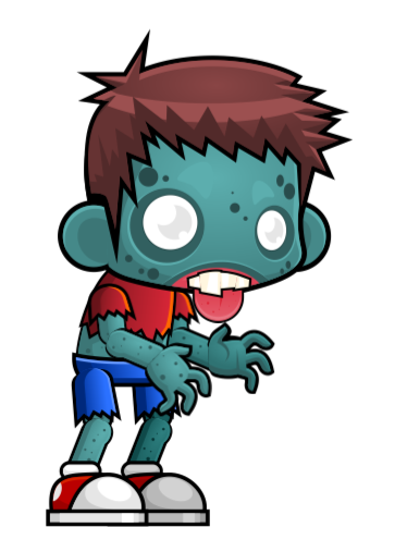 363x496 Free To Use Amp Public Domain Zombie Clip Art