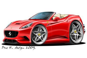 350x233 Duc K. Design Cartoon Cars