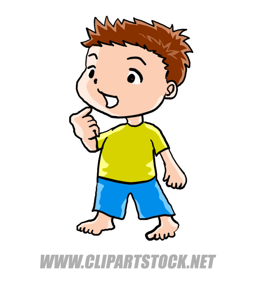 Cartoons Children Clipart