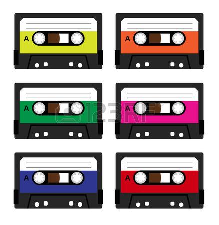 Cassette Clipart