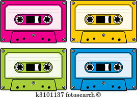 269x194 Cassette Tape Clipart Vector Graphics. 4,481 Cassette Tape Eps