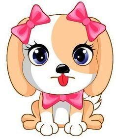 236x283 Chibi Cachorro Clip Art