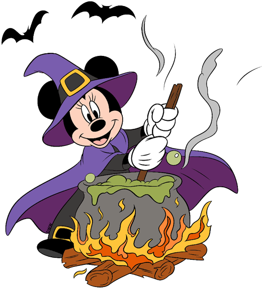 521x572 Disney Halloween Clip Art Disney Clip Art Galore