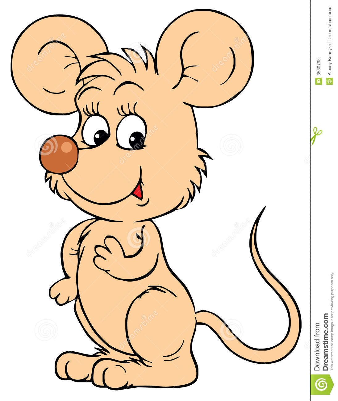 1095x1300 Mouse Clipart For Kid