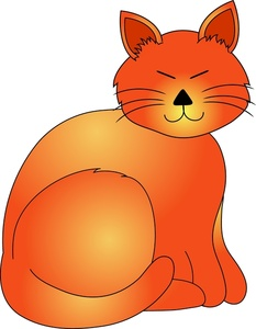 233x300 Free Cartoon Cat Clipart Image 0515 1004 0101 1157 Computer Clipart